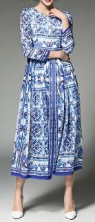 Ilga marga suknelė