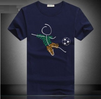 Stilingi vyriški marškinėliai