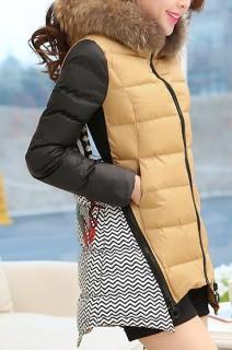 Išskirtinė moteriška striukė