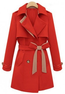 Dailus, elegantiškas pavasarinis paltukas