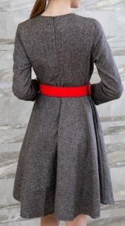 Solidi moteriška suknelė