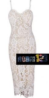 Neriniuota moteriška suknelė