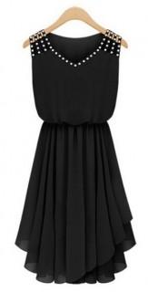 Trumpa vasariška suknelė