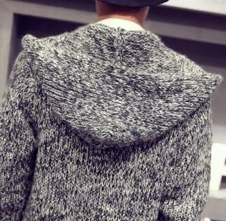 Megztas vyriškas megztinis