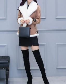 Rafinuotas moteriškas paltukas