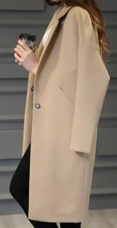 Ilgas klasikinis paltas