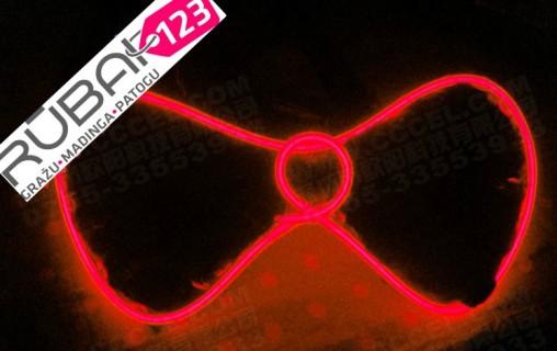 Šviečianti LED peteliškė