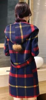 Šiltas rudeninis paltukas