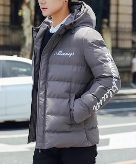 Vyriška šilta stilinga striukė