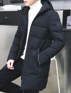 Vyriškas žieminis paltas