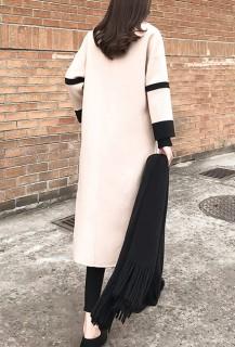 Ilgas solidus paltas