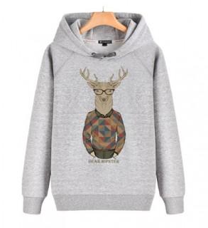 Linksmas vyriškas džemperis