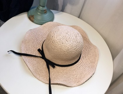 Elegantiška skrybėlė vasarai
