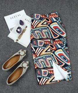 Ryškus sijonas