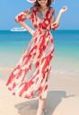 Bohemiška vasarinė suknelė