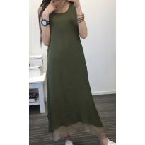 Ilga lengva suknelė