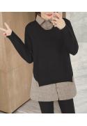 Stilingas megztinis moterims
