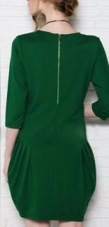 Minimalistinio stiliaus suknelė
