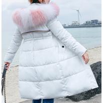Moteriškas paltas žiemai