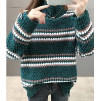 Stilingas moteriškas megztinis