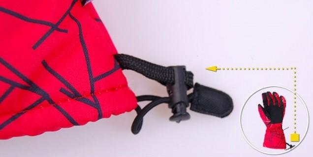 Profesionalios slidinėjimo pirštinės