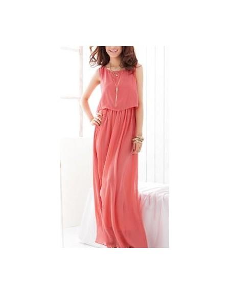 Ilga elegantiška suknelė