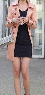Pavasarinis moteriškas paltukas