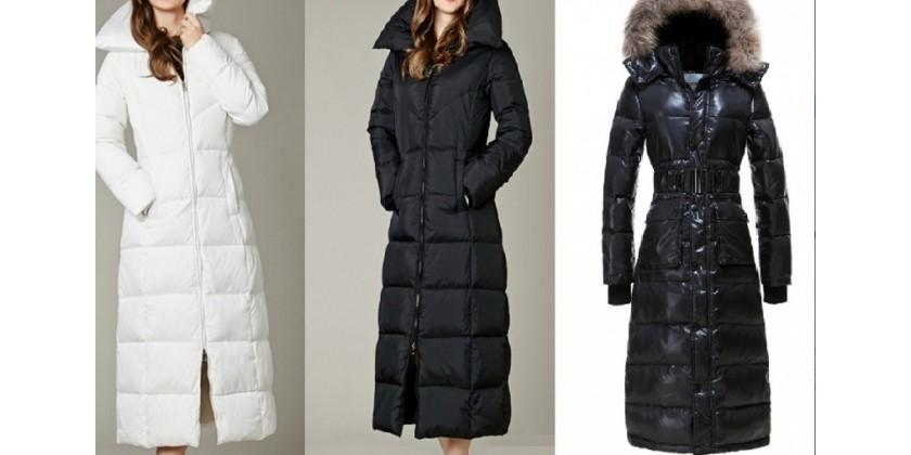 Paltai moterims - Moteriski paltai - Liekninantys pūkiniai paltai